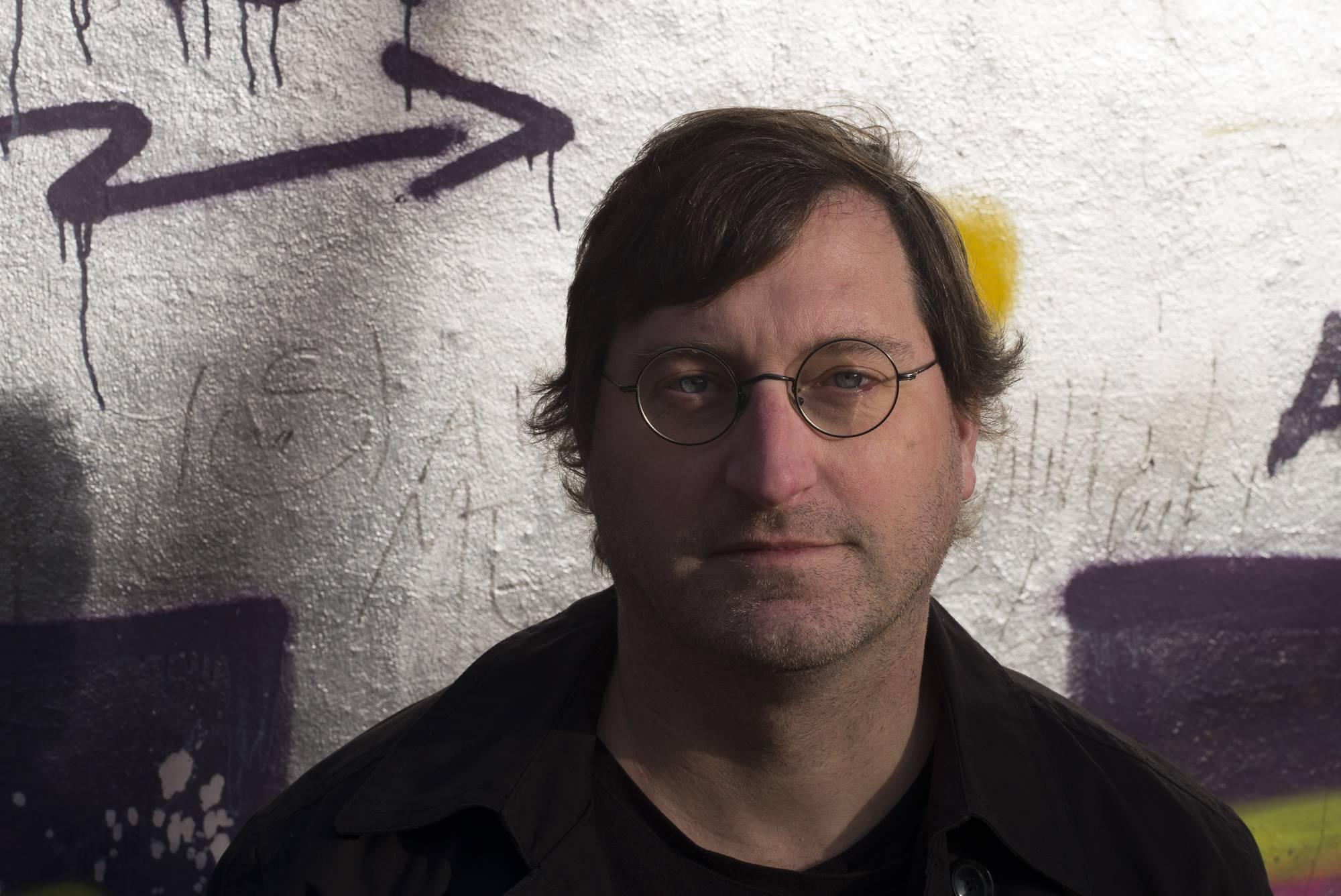 Gilles Aubry, Berlin, 2018 (Image: Wolfram Hahn)