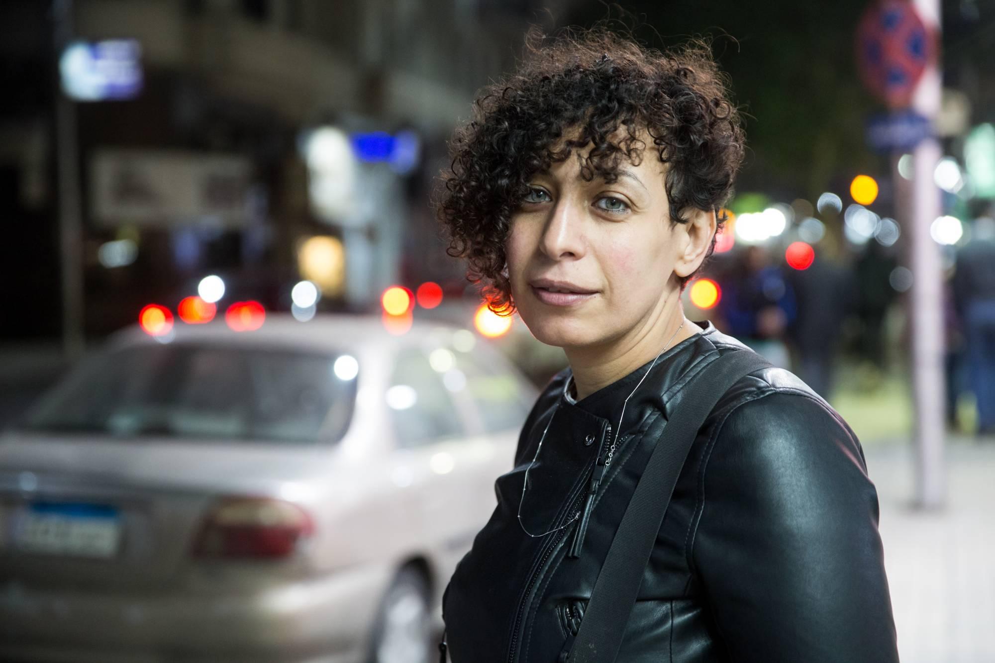 Heba Khalifa, Cairo, 2018 (Image: Mostafa Abdel Aty)