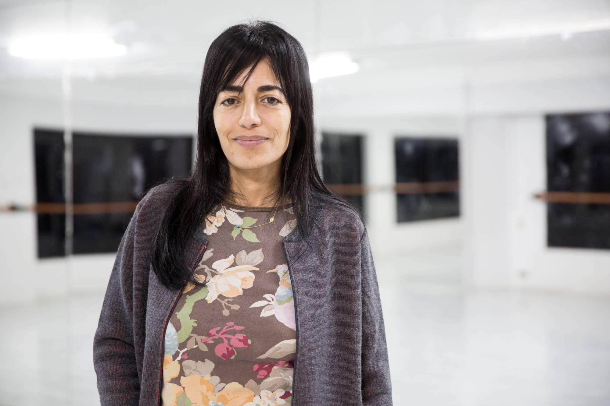 Karima Mansour, Cairo, 2018 (Image: Mostafa Abdel Aty)