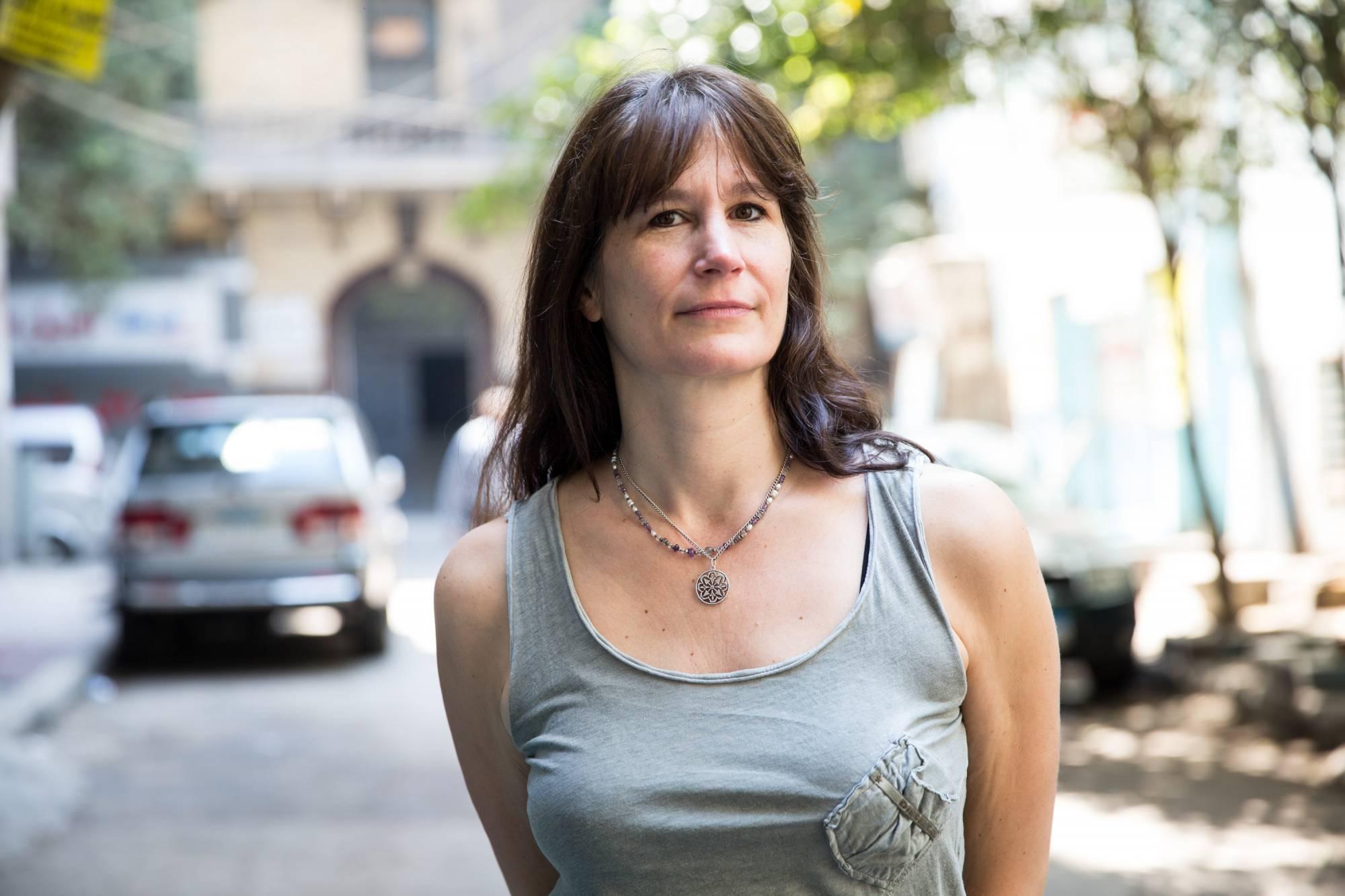 Nicole Seiler, Cairo, 2017 (Image: Mostafa Abdel Aty)