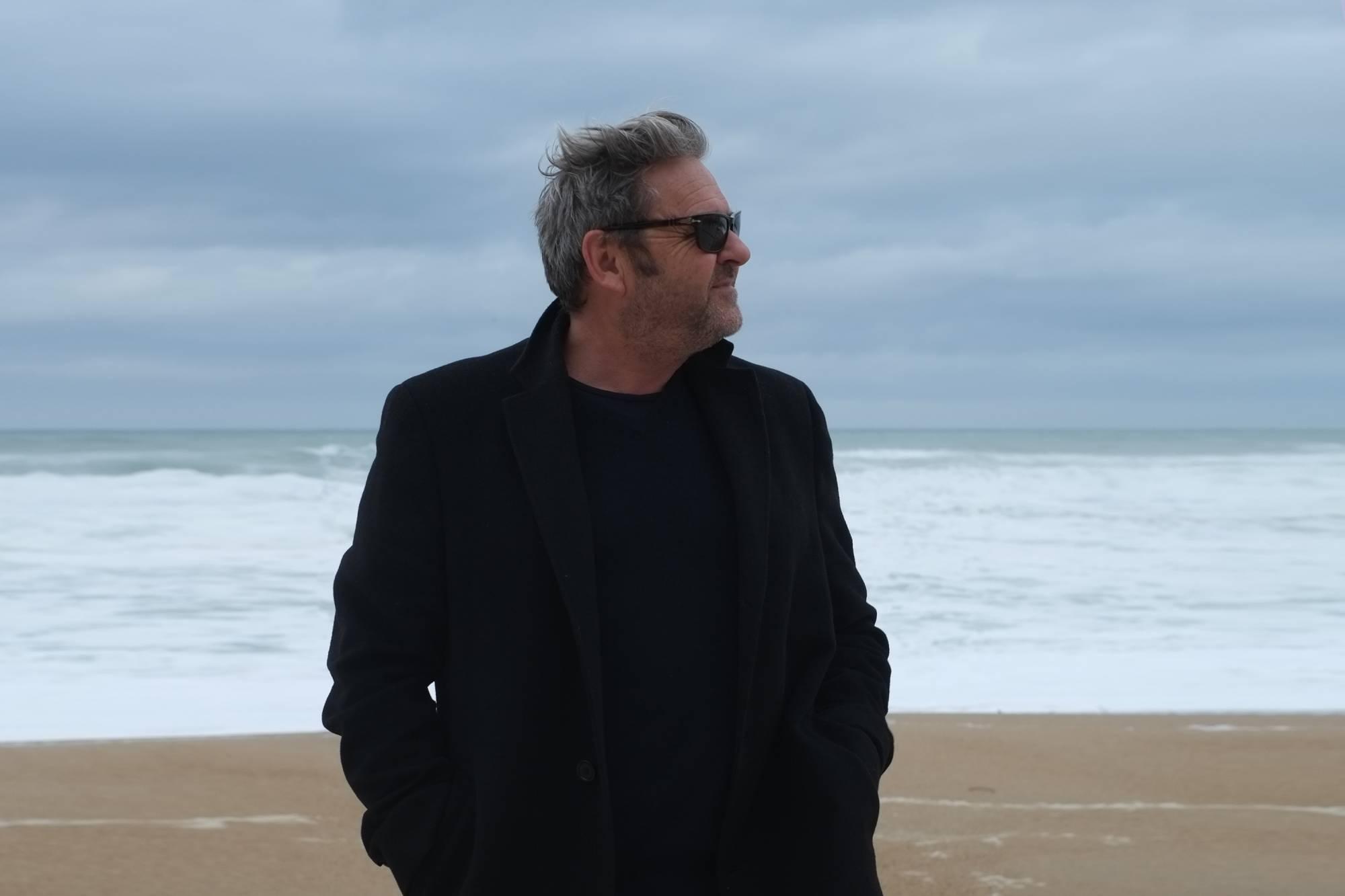 Peter Regli, Biarritz, 2018 (Image: Gregoire Prunelle)