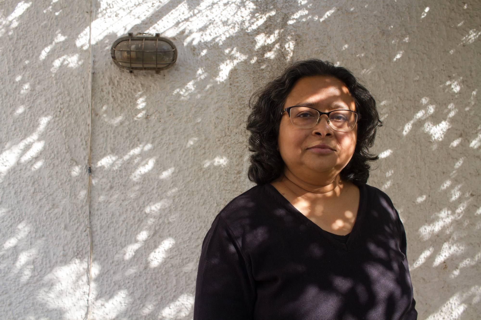 Sreejata Roy, New Delhi, 2017 (Image: Sharan Devkar Shankar)