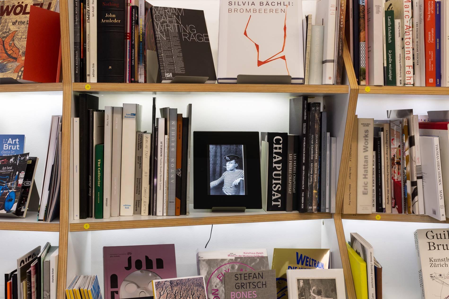 Paris, Centre culturel suisse, September 2019 (Image: Margot Montigny)